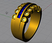 cad jewelry design